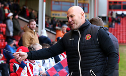 Walsall manager Jon Whitney - Mandatory by-line: Robbie Stephenson/JMP - 26/12/2017 - FOOTBALL - Banks's Stadium - Walsall, England - Walsall v Bristol Rovers - Sky Bet League One