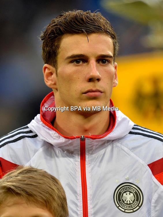 Fifa Men&acute;s Tournament - Olympic Games Rio 2016 - <br /> Germany National Team - <br /> Leon Goretzka