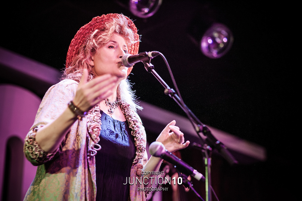 Eddi Reader in concert at the Glee Club, Birmingham, United Kingdom<br /> Picture Date: 3 November, 2013