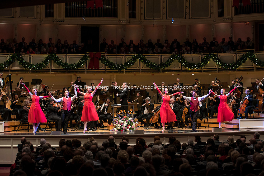 12/30/17 2:45:35 PM -- Chicago, IL, USA<br /> Attila Glatz Concert Productions' &quot;A Salute to Vienna&quot; at Orchestra Hall in Symphony Center. Featuring the Chicago Philharmonic <br /> <br /> &copy; Todd Rosenberg Photography 2017