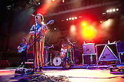 MGMT performing at The Bamboozle in East Rutherford, New Jersey on May 2, 2010.