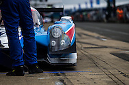 LMP2 Algarve Pro Racing Ligier JS P2 Nissan with drivers Michael Munemann, Chris Hoy, Parth Ghorpade | European Le Mans Series | Silverstone Circuit | England | 16 April 2016 | Photo by Jurek Biegus.