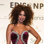 NLD/Amsterdam/20150202 - Edison Awards 2015, Sharon Doorson