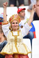Tifosa Russia Supporters <br /> Marseille 11-06-2016 Stade Velodrome Footballl Euro2016 England - Russia  / Inghilterra - Russia Group Stage Group B. Foto Massimo Insabato / Insidefoto