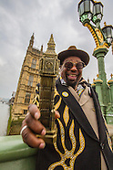 George Clinton in London