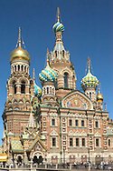 The Church on Spilled Blood<br /> St. Petersburg, Russia<br /> c. Ellen Rooney