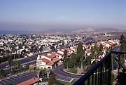 A San Clemente View From A Balcony Circa 1982