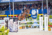 Maximilian Wricke - Kalinka<br /> FEI World Breeding Jumping Championships for Young Horses 2016<br /> © DigiShots