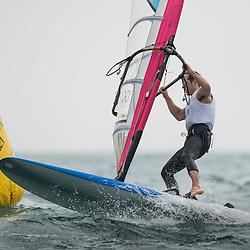 2012 Olympic Games London / Weymouth<br /> RSX man racing day 1 <br /> RS:X MenCANPlavsic Zachary