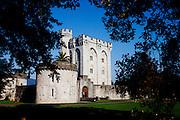 Gautegiz-Arteaga castle in Urdaibai.