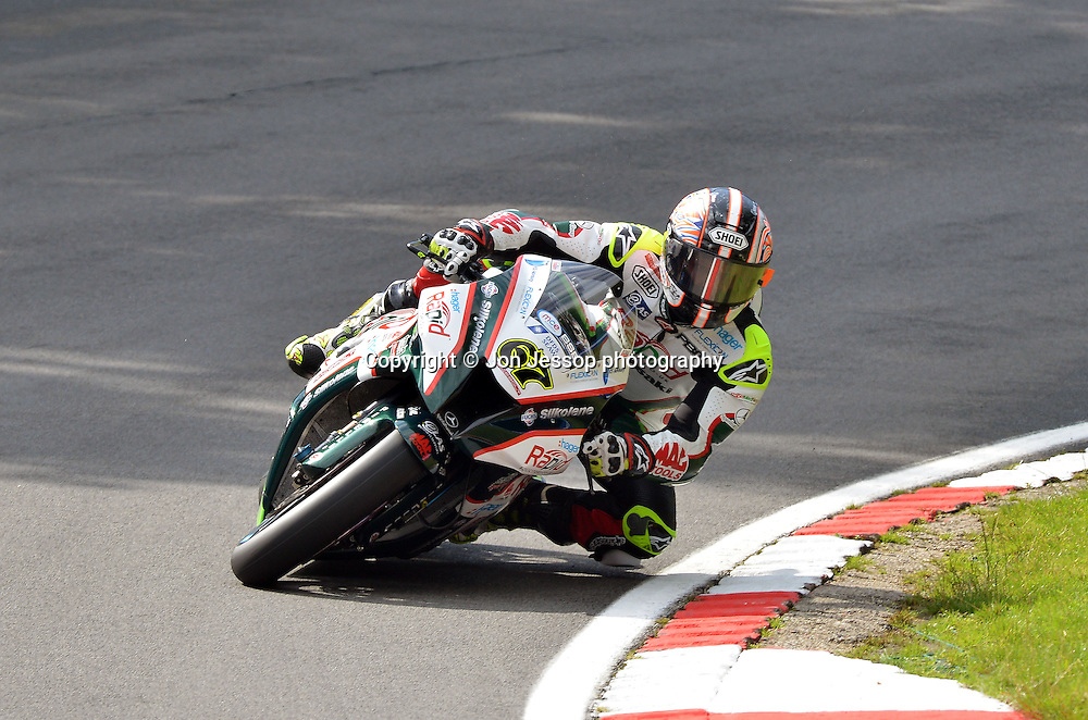 #67 Shane Byrne Rapid Solicitors Kawasaki British Superbikes