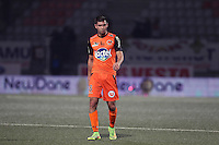 Adrien mehdy MONFRAY  - 06.03.2015 - Nancy / Laval - 27eme journee de Ligue 2 <br />Photo : Fred Marvaux / Icon Sport