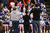 MCHS JV Girls Basketball vs George Mason