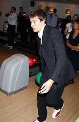 BEN GOLDSMITH at the opening party for a new bowling alley All Star Lanes, at Victoria House, Bloomsbury Place, London on 19th January 2006.<br /><br />NON EXCLUSIVE - WORLD RIGHTS