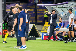 Zlatko Zahovic, sports director of Maribor during 2nd Leg football match between NK Maribor and FC Chikhura in 2nd Qualifying Round of UEFA Europa League 2018/19, on August 2, 2018 in Ljudski vrt, Maribor, Slovenia. Photo by Ziga Zupan / Sportida