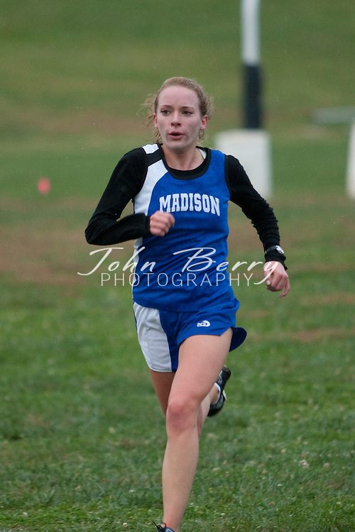 MCHS Girl's Cross Country .vs George Mason, Clarke, Rappahannock, Strasburg, Manassas Park    .10/14/09