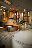 White Oak Distillery, the city of Akashi, Hyogo prefecture, Japan.