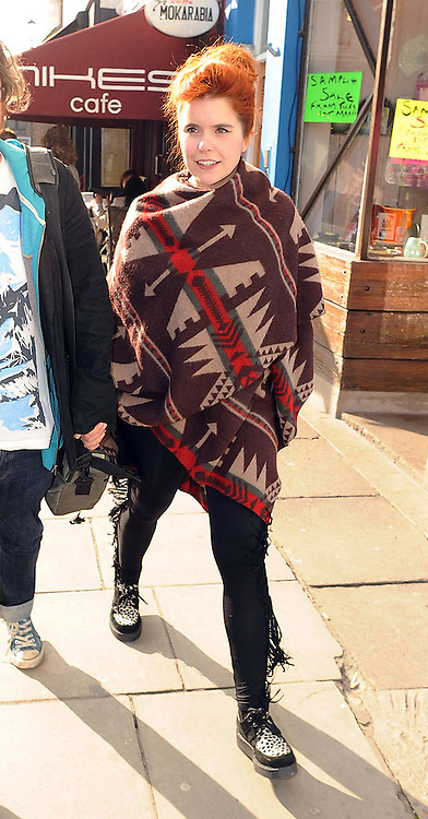 02.MARCH.2011. LONDON<br /> <br /> PALOMA FAITH LEAVING E &amp; O BAR AND RESTAURANT IN NOTTING HILL AFTER HAVING LUNCH WITH TESS DALY AND KATE MOSS.<br /> <br /> BYLINE: EDBIMAGEARCHIVE.COM<br /> <br /> *THIS IMAGE IS STRICTLY FOR UK NEWSPAPERS AND MAGAZINES ONLY*<br /> *FOR WORLD WIDE SALES AND WEB USE PLEASE CONTACT EDBIMAGEARCHIVE - 0208 954 5968*