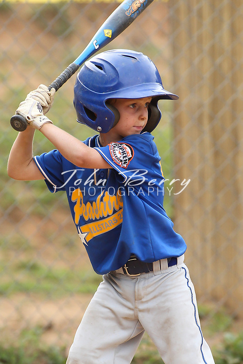 June/22/12:  District 5 Rookie League Tournament.  Peachtree vs Northside.