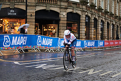 Alice Barnes (GBR) at UCI Road World Championships 2019 Elite Women's TT a 30.3 km individual time trial from Ripon to Harrogate, United Kingdom on September 24, 2019. Photo by Sean Robinson/velofocus.com