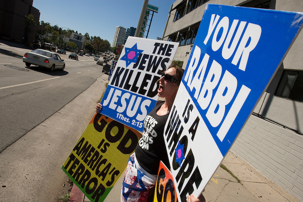 westboro jewish girl personals Why atheists care about your religion  when it comes down to it westboro baptist church can claim  trutenrman the problem is not about personals.