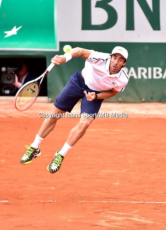 Pablo CUEVAS  - 29.05.2015 - Jour 6 - Roland Garros 2015<br /> Photo : David Winter / Icon Sport