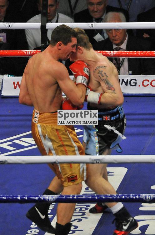 Ricky Hatton v Vyacheslav Senchenko, Boxing Pride In Battle Manchester Arena 24 November 2012  (c) Dave Moore | StockPix.eu