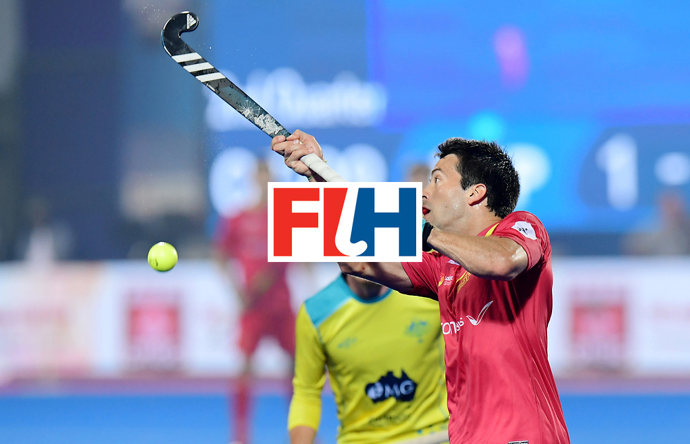 Odisha Men's Hockey World League Final Bhubaneswar 2017<br /> Match id:15<br /> Spain v Australia<br /> Foto: Marc Salles (Esp) <br /> COPYRIGHT WORLDSPORTPICS FRANK UIJLENBROEK