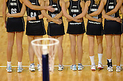 Team New Zealand<br /> Netball - Australia vs New Zealand<br /> 2007 International Test Series<br /> Vodafone Arena, Melbourne Australia<br /> Saturday 21 July 2007<br /> © Sport the library / Jeff Crow