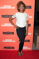 September 12, 2018 - Los Angeles, Kalifornien - Ryan Michelle Bathe beim Special Screening des Kinofilms 'The Predator / Predator - Upgrade' im Egyptian Theatre. Los Angeles, 12.09.2018 (Credit Image: © Future-Image via ZUMA Press)