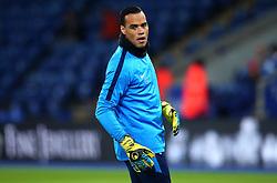 Michel Vorm of Tottenham Hotspur - Mandatory by-line: Robbie Stephenson/JMP - 28/11/2017 - FOOTBALL - King Power Stadium - Leicester, England - Leicester City v Tottenham Hotspur - Premier League