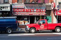 gourmet deli - New York City in October 2008