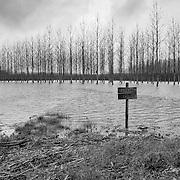 Innondation en charente