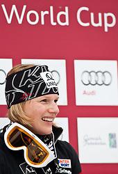 11.03.2010, Goudyberg Damen, Garmisch Partenkirchen, GER, FIS Worldcup Alpin Ski, Garmisch, Lady Giant Slalom, im Bild Schild Marlies, ( AUT, #7 ), Ski Atomic, EXPA Pictures © 2010, PhotoCredit: EXPA/ J. Groder / SPORTIDA PHOTO AGENCY