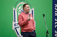 April 3, 2019: The OKC Energy FC hold an event for their Sidekicks program in partnership with Special Olympics Oklahoma at Soccer City in Oklahoma City, Oklahoma.