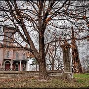 Sauer Castle in Kansas City, Kansas.