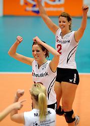14-11-2009 VOLLEYBAL: TVC AMSTELVEEN - HEUTINK POLLUX: AMSTELVEEN <br /> Marlou Sommer<br /> ©2009-WWW.FOTOHOOGENDOORN.NL