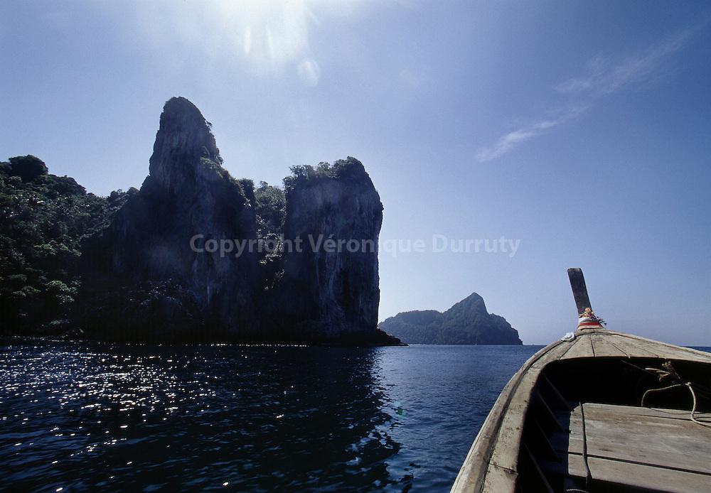 Ile PHI PHI LEE, THAILANDE