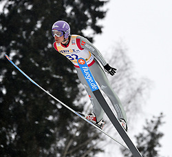 12.02.2013, Vogtland Arena, Kingenthal, GER, FIS Ski Sprung Weltcup, im Bild Martin SCHMITT (GER) // during the FIS Skijumping Worldcup at the Vogtland Arena, Kingenthal, Germany on 2013/02/12. EXPA Pictures © 2013, PhotoCredit: EXPA/ Eibner/ Bert Harzer..***** ATTENTION - OUT OF GER *****
