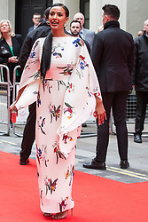 London, UK. 13th March, 2019. Maya Jama arrives at the London Palladium to attend the annual Prince's Trust Awards to be presented by HRH the Prince of Wales, President of the Prince's Trust. The Prince's Trust and TKMaxx & Homesense Awards recognise young people who have succeeded against the odds, improved their chances in life and had a positive impact on their local community.