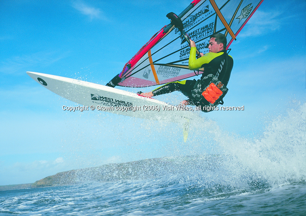 Broad Haven<br /> Windsurfing<br /> Activities &amp; Sports