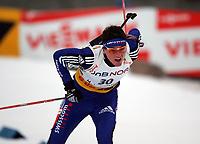 Biathlon, 09. december 2004, World Cup, Oslo, Roland Zwahlen, SUI ,