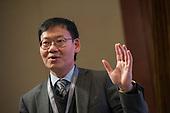 """09. Keynote Speech """"Hong Kong at the Forefront of Fintech Development"""" by Li Shu-pui"""