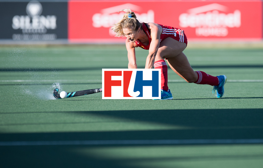 AUCKLAND - Sentinel Hockey World League final women<br /> Match id: 10304<br /> 15 USA v ENG (QF)<br /> Foto: Suzy Petty <br /> WORLDSPORTPICS COPYRIGHT FRANK UIJLENBROEK
