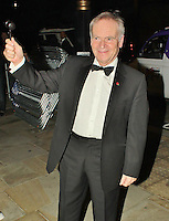 LONDON - November 10: Jeffrey Archer at the Peace Earth Foundation Fundraising Gala (Photo by Brett D. Cove)