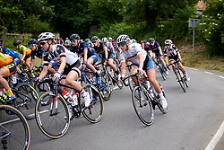 Emma Norsgaard Jorgensen (DEN) at OVO Energy Women's Tour 2018 - Stage 2, a 145 km road race from Rushden to Daventry, United Kingdom on June 14, 2018. Photo by Sean Robinson/velofocus.com