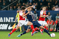 FOOTBALL - FRENCH CHAMPIONSHIP 2012/2013 - L1 - PARIS SAINT GERMAIN VS REIMS - 20/10/2012 - ZLATAN IBRAHIMOVIC (PARIS SAINT-GERMAIN)