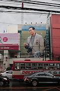 Sur Ratchaprasong, le roi photographe  (voir photo 1 horizontale)