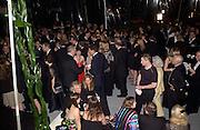 Bloomberg after-party,  Russian mansion, Washington Correspondents dinner, Washington Hilton, 26 April 2003. © Copyright Photograph by Dafydd Jones 66 Stockwell Park Rd. London SW9 0DA Tel 020 7733 0108 www.dafjones.com