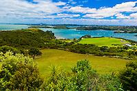 Te Whau Point, Waiheke Island, Hauraki Gulf, near Auckland, New Zealand